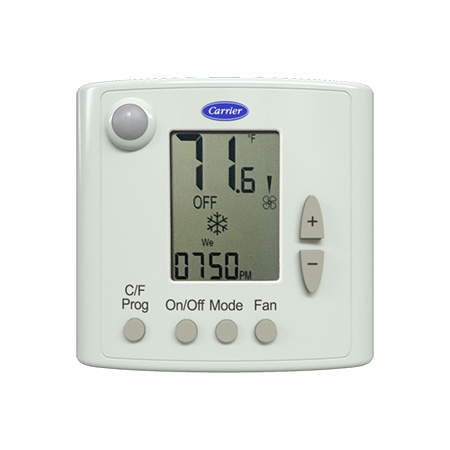 ComfortVu BACnet standart thermostat TB-24-C